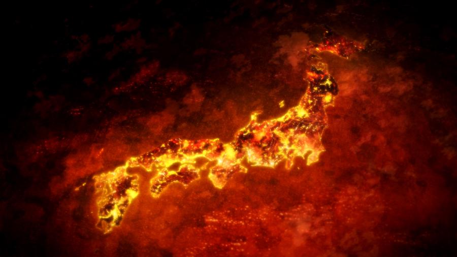 『甲鉄城のカバネリ』 Opening