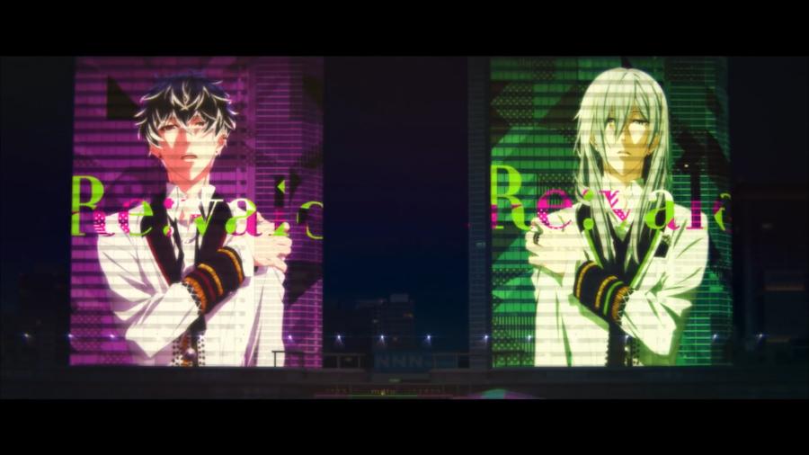 アイドリッシュセブン『Re-raise/Re:vale』MV