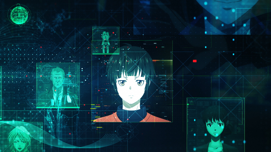 『PSYCHO-PASS 3 FIRST INSPECTOR』 Opening