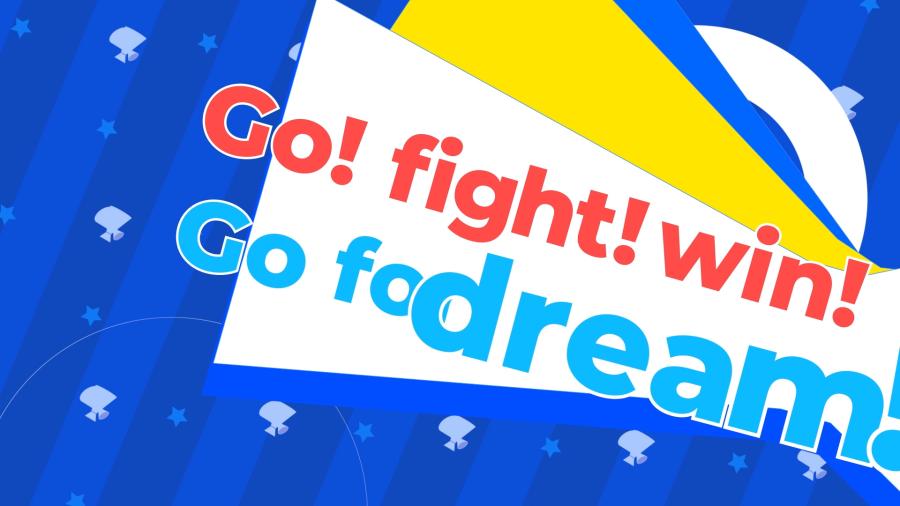 『Cheer球部!』GO! FIGHT! WIN! GO FOR DREAM! MV